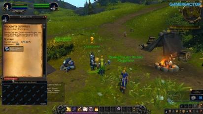 WoW: Shadowlands - La nueva zona de comienzo para La Alianza