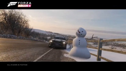 Forza Horizon 4 - Steam Announcement Trailer