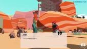 Sable - Gameplay de la Demo