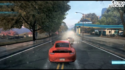 Need for Speed: Most Wanted - primeros 10 minutos