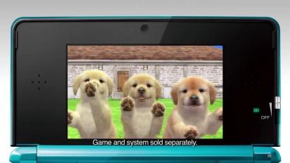 Nintendogs + Cats - tráiler