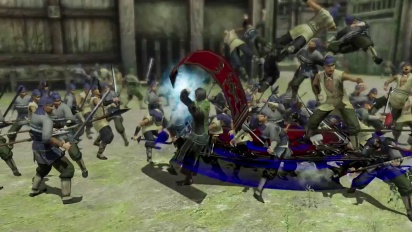 Dynasty Warriors 8: Xtreme Legends - Complete Edition - Fa Zheng Trailer