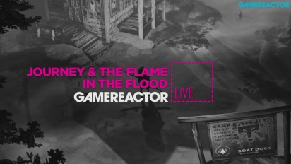 Journey & The Flame in the Flood - Livestream Replay