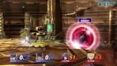 Super Smash Bros. for Wii U - Gameplay online 2v2 En Serio avanzado