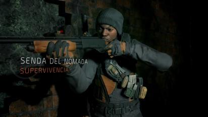 The Division - Tráiler español Actualización 1.1: Incursiones