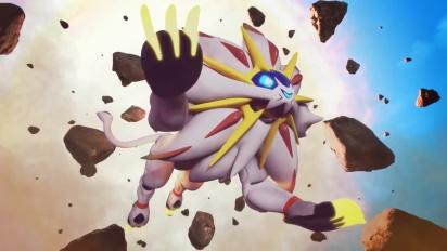 Pokémon Sol/Luna - Tráiler español de los Legendarios