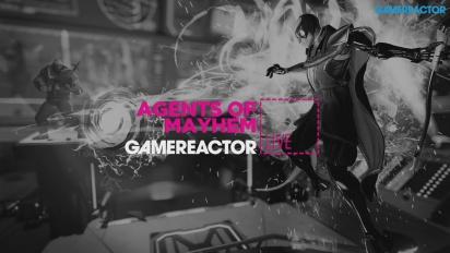 Agents of Mayhem - Replay del Livestream
