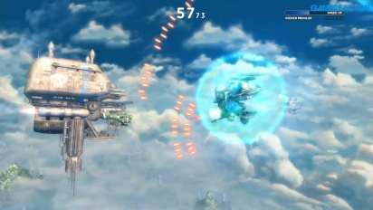 Sine Mora EX - Gameplay en Nintendo Switch