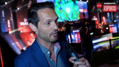 PES League Finales Mundiales 2018 - Entrevista a Jonas Lygaard