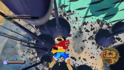 One Piece: World Seeker - Gear Fourth Trailer