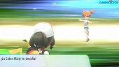Pokémon: Let's Go Pikachu - Gameplay español en los Gimnasios - Parte 1