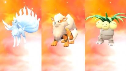 Pokémon: Let's Go, Pikachu! y Pokémon: Let's Go, Eevee! - Tráiler de lanzamiento español
