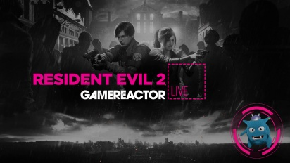 Resident Evil 2 - Replay del Livestream