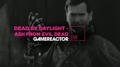 Dead by Daylight (Ash vs The Evil Dead) - Replay del Livestream