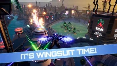 Crackdown 3 - Flying High Update Trailer