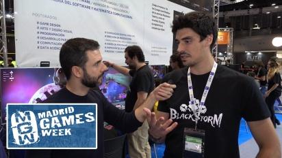 Blackstorm - Entrevista a Alejandro Duchini