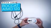 El Vistazo - Ratón Roccat Kain 120 Aimo