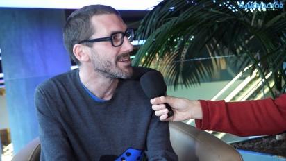 Fun & Serious - Entrevista a Ed Valiente