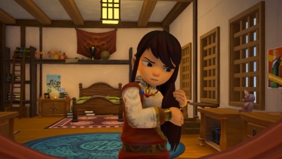Ary and the Secret of Seasons - Features Trailer