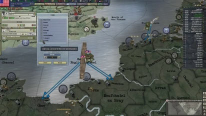 Hearts of Iron III: Their Finest Hour - Unique National Elite Units Trailer