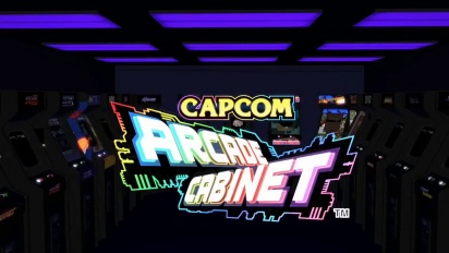 Capcom Arcade Cabinet - 1985 Pack 2 - Trailer