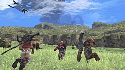 Xenoblade Chronicles - Tráiler de entornos