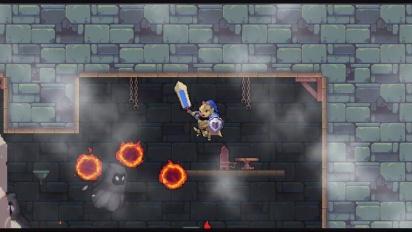 Rogue Legacy - Sony Cross Platform Trailer