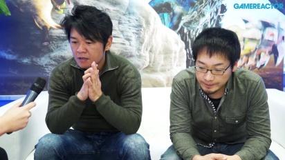 Monster Hunter 4 Ultimate - Entrevista al productor y al director