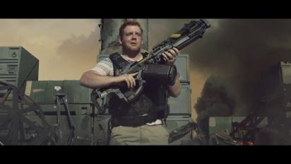 Call of Duty: Black Ops 3 - Tráiler español con actores Alcanza la Gloria