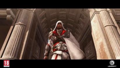 Assassin's Creed: The Ezio Collection - Tráiler de presentación en español