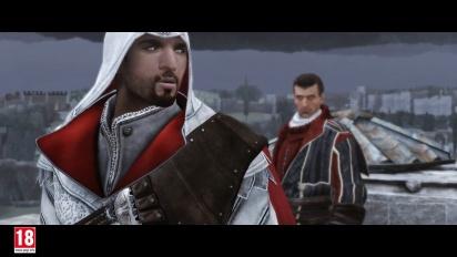 Assassin's Creed: The Ezio Collection - Announcement Trailer