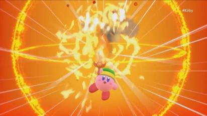 Kirby para Nintendo Switch - Tráiler de anuncio en el E3 2017