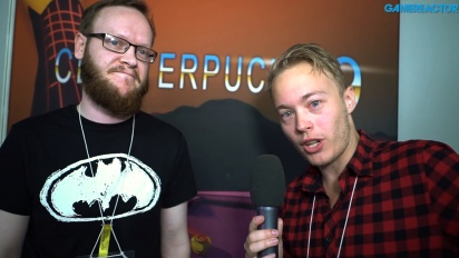 ClusterPuck 99 - Entrevista a Shaun Mitchell
