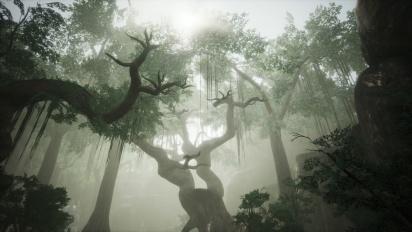 Conan Exiles - Gameplay de la nueva zona pantano