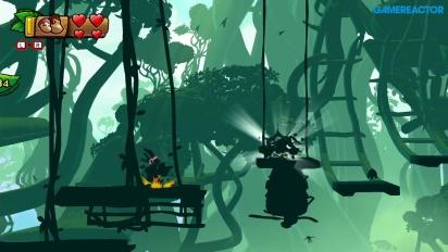 Donkey Kong Country: Tropical Freeze para Nintendo Switch - Gameplay mundo 1-B