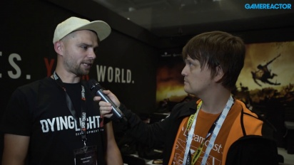 Dying Light 2 - Entrevista a Kornel Jaskula