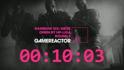 Rainbow Six: Siege Tournament Round 5 - Replay del Livestream