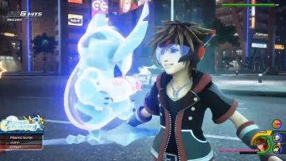 Kingdom Hearts III - Vídeo resumen del juego en español