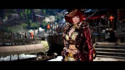 Black Desert - PlayStation 4 Launch Trailer