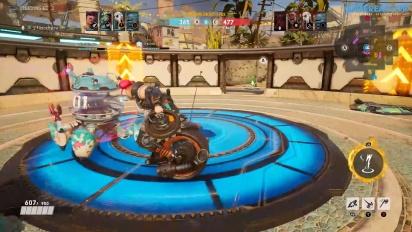 Bleeding Edge - Gameplay con Nidhoggr