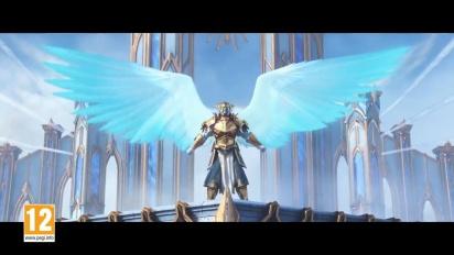 World of Warcraft: Shadowlands - Cinemática de lanzamiento Más allá del Velo