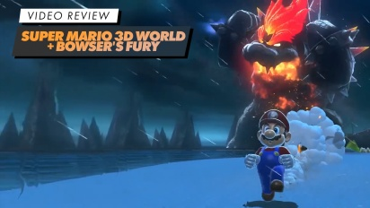 Super Mario 3D World + Bowser's Fury - Review en Vídeo