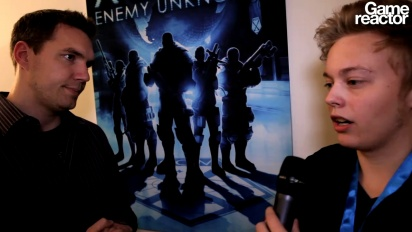 GC 12: Xcom: Enemy Unknown - vídeo entrevista