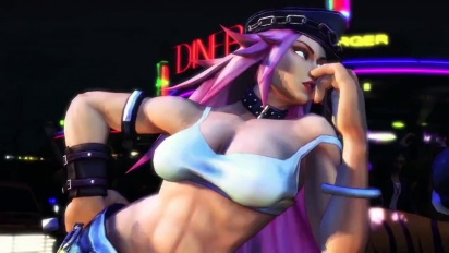 Ultra Street Fighter IV - New Features Trailer