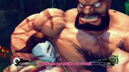 Ultra Street Fighter IV - tráiler español