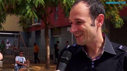 Harmonix - entrevista a Alex Rigopulos en Gamelab 2014