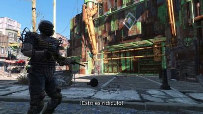 Fallout 4 - Tráiler español de lanzamiento