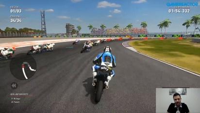 MotoGP 16 - Valentino Rossi: The Game - Replay del Livestream en español