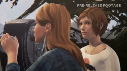 Life is Strange: Before the Storm - First Gameplay Presentation