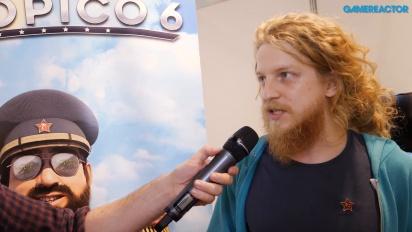Tropico 6 - Entrevista a Leonard Tetzlaff